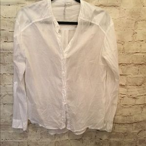 Michael Stars size medium simple white top